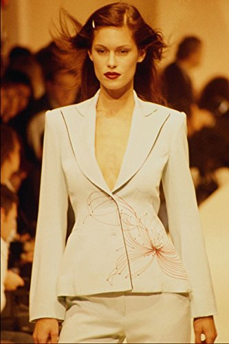 725012-hussein-chalayan-white-jacket-a4-photo-poster-print-10x8