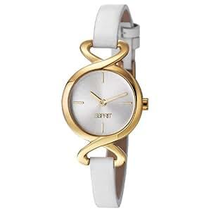 Esprit Damen-Armbanduhr XS fontana soft Analog Quarz Leder ES106272006
