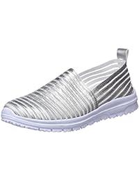 XTI 48059, Zapatillas sin Cordones para Mujer, Negro (Black), 37 EU