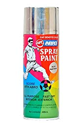 This high quality spray paint gives glossy finish and dries very quickly. The product can be used on all kinds of metal surfaces such as vehicles, machines, and apparatus.