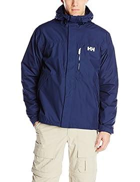 Helly Hansen Squamish Cis Chaqueta, Hombre, Azul (Azul Navy), XX-Large (Tamaño del fabricante:2XL)