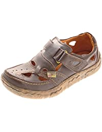 Comfort pour femme cuir mules tMA 7008 chaussures gris/noir/blanc sandales zeitungsdruck chaussures