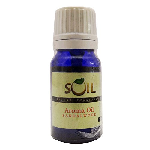 Sandalwood Fragrance Essential Aromathérapie Aroma Oil Natural Diffuseur 10 Ml
