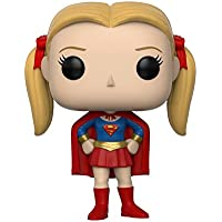 Funko Phoebe Buffay como Supergirl Figura 10 Cm Vinyl Pop Friends Serie 2, (FUNVPO32749)