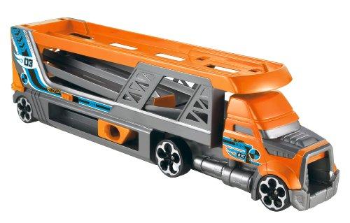 Hot Wheels Blastin Rig semi-Truck Fahrzeug