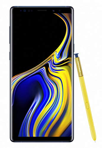 Samsung Galaxy Note 9 Duos (N960F/DS) - 512 GB - Blau