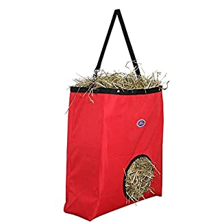 Derby Originals Nylon Hay Bags with Top Snaps Derby Originals Nylon Hay Bags with Top Snaps 41750uitDBL