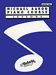 Michael Aaron Piano Course Lessons: Grade 1 by Michael Aaron (1994-03-01)