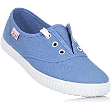 Cienta 70777 21/30 lavanda unisex zapatos de la tela elástica 30 5f89Bl