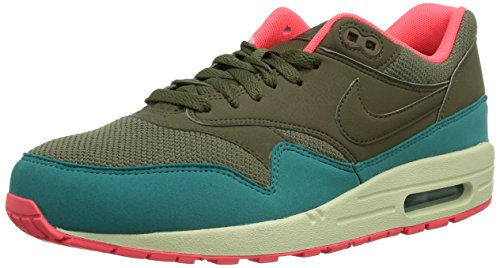 Nike Air Max 1 Essential, Baskets mode homme Marron (Braun/O)