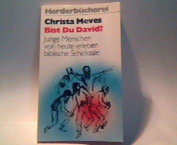 Herder Verlag GmbH Bist du David? Junge Menschen von heute erleben biblische Schicksale.