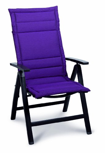 Best 04531234 Coussin plat bas dossier pour fauteuil Motif 1234 100 x 50 x 4 cm