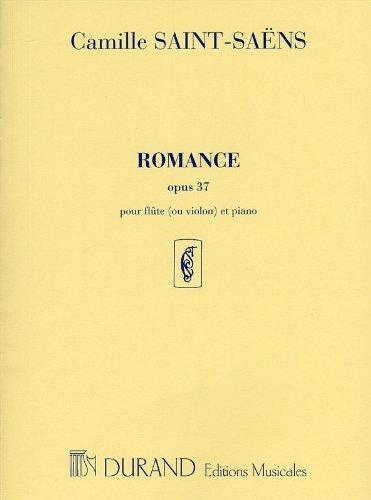 Romance Op.37 Réb Maj. - Fl(Vl)/Po