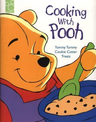 Cooking With Pooh: Yummy Tummy Cookie Cutter Treats : Cookie Cutters (The New Adventures of Winnie the Pooh) by Mouse Works (1995-10-04)