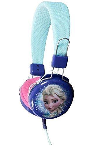 Neu Official Disney Frozen Kopfhörer-Stereo Modisch Kind-tresor Gepolstert Elsa Anna Kinder-band Richtmaschine Von ZUKTM