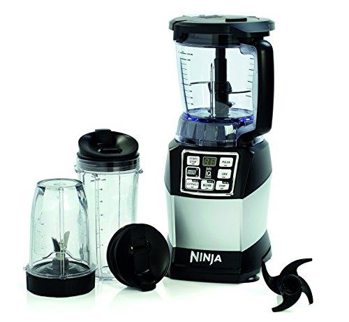 Ninja Kompakte Küchenmaschine mit Nutri Ninja 1200