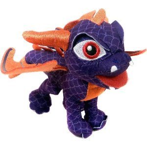 Skylanders Giants Bag Clip Plush - Spyro