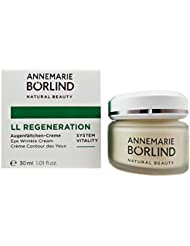 Annemarie Börlind LL Regeneration femme/woman, Augenfältchen-Creme, 1er Pack (1 x 30 ml)