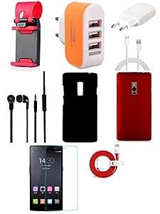 NIROSHA Mobile Combo for OnePlus 2 - 1P2-SH-3UA-CCH-CUC-BHP-KHBC-MHBC-TG