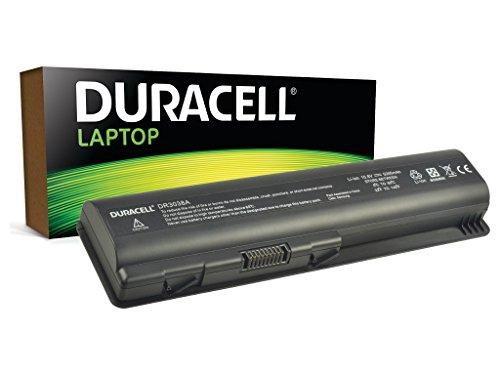 Duracell Original Akku fur Compaq 462889-741 - passt Presario CQ40 | CQ60 | CQ61 | CQ71 | HP G50 | G60 | G70 | Pavilion DV4 | DV5 Laptops (Hp Laptop Dv4 Akku)