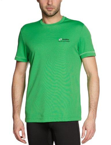Lotto Sport - Maglietta da uomo, Daniel BS PL verde - verde
