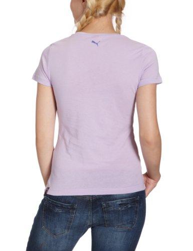 Puma ST Ray Light Script T-Shirt femme lavande