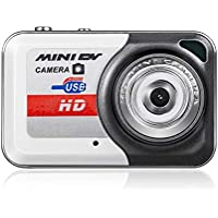 HD Ultra Portable 1280 * 1024 Mini Cámara X6 Grabadora de Video Digital Small CAM (