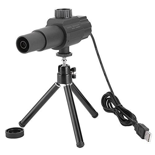Fosa Digitalkamera-Teleskop, USB-Display, Monokular, 2 MP, 70 x Zoom, Smart Motion Detorder, Videokamera mit Stativ für Vogelbeobachtung, Wildnis, Jagd, Wandern, Camping, Reisen, Überwachung Motion-display
