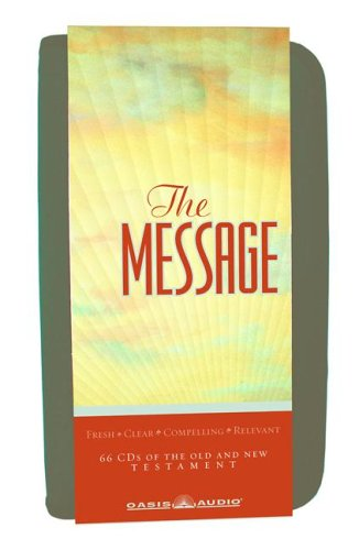 The Message: The Bible in Contemporary Language por Eugene Petersen