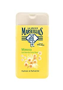 Le Petit Marseillais Extra Gentle Gel doccia 250 ml Mimosa Set di 3