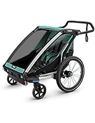 Thule Baby Lite 2 Chariot, Blau/Black, One Size