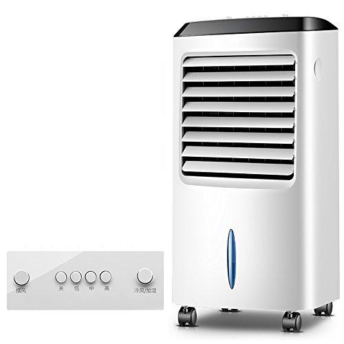 Ventiladores MEIDUO Torre portátil eficiente de energía silenciosa 3in1 con Enfriador evaporativo...