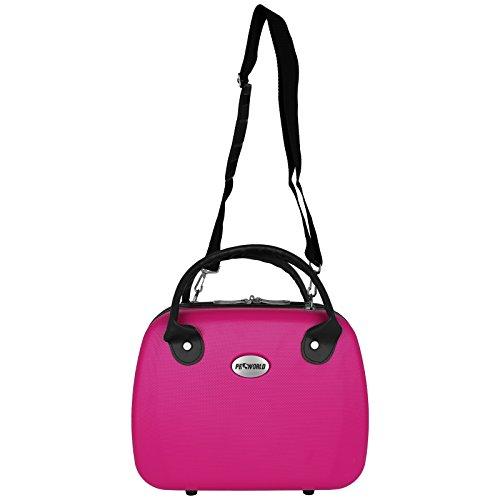 Beauty Case - Schminkkoffer - Make Up Koffer 16L pink