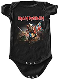 299c2c4588 Amazon.co.uk  Iron Maiden - Tops   Tees   Band T-Shirts   Music Fan ...