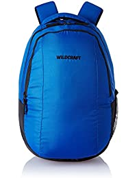 Wildcraft 32 Ltrs Blue Laptop Backpack (AM LBP 3.1)