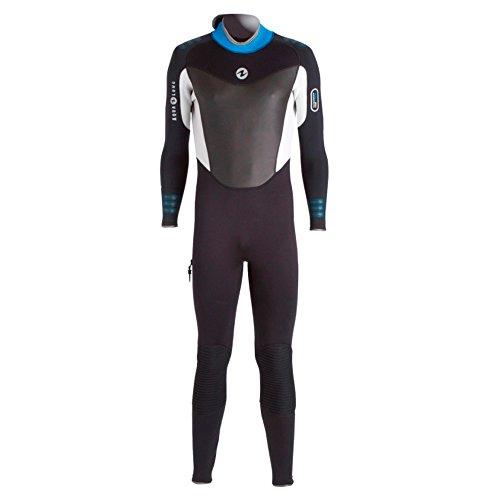 Aqua Lung Bali Active Men 3mm-Combinaison pour Homme Modèle 2016 46 Noir/Bleu