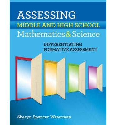 Assessing Middle and High School Mathematics & Science: Differentiating Formative Assessment (Paperback) - Common