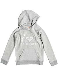 Roxy Diffuse Light Sweatshirt à Poche Kangourou Fille