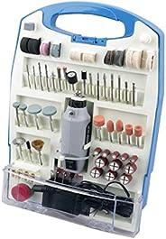 Rubik Electric Mini Engraving Grinder Polishing Drill Machine Multifunctional DIY 110PC Accessories Tools