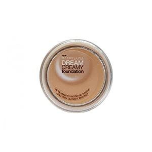 Maybelline Make Up Dream Creamy Foundation - Sunbeige (48)