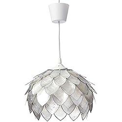 Lámpara de Techo para salón Vintage Blanca Fantasy