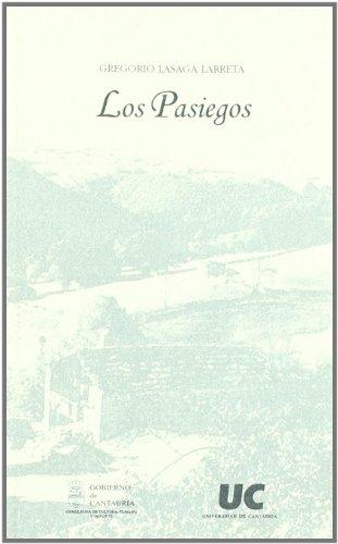 Los pasiegos (Analectas) por Gregorio Lasaga Larreta