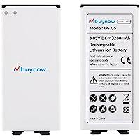 Mbuynow 3200mAh Li-ion Batería de Reemplazo Recargable para LG G5 BL-42D1F / H850