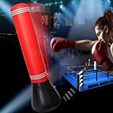 Best Fitness Power Towers - Tradico® TradicoBrand New Inflatable Punching Bag Stand Power Review