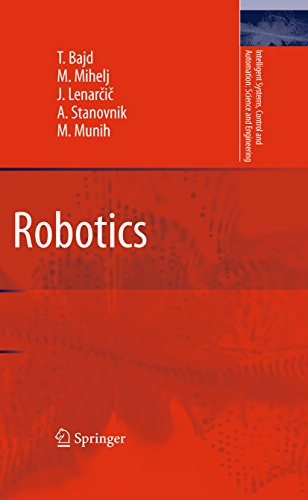 Robotics (Intelligent Systems, Control and Automation: Science and Engineering Book 43) (English Edition)
