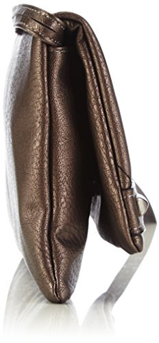 Gerry Weber Night Life 4080002968 Damen Clutches 28x14x1 cm (B x H x T) Silber (metallic 960)