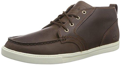 Timberland Fulk Lp, Sneakers Hautes homme Marron (Brown)