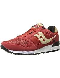 Saucony - Zapatillas para hombre Rojo rojo