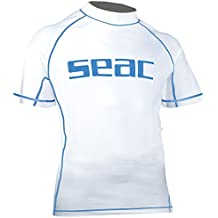 Seac Sunguard Short T-Shirt Anti-Uv Ragazzo Maniche