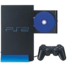 Playstation 2 - PS2 Konsole, black
